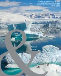 Luxury Expedition Cruises: Polar Cruises (brochure cover)