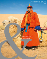 Marco Polo Club Journeys (brochure cover)