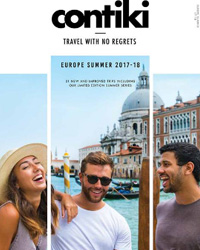 Europe (brochure cover)