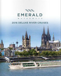 Deluxe River Cruises 2017-2018 (brochure cover)