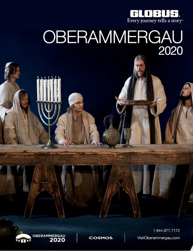 Globus Oberammergau 2020
