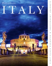 Italy (brochure cover)