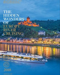 Luxury River Cruising (brochure cover)
