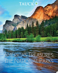 America's National Parks (brochure cover)