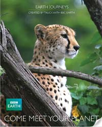 Earth Journeys (brochure cover)