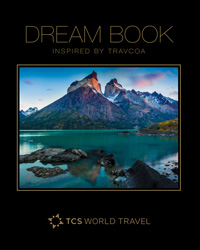 2018 World Travelers Dream Book - Private Journeys (brochure cover)