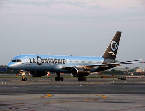 Cheap and cushy flights to France on La Compagnie