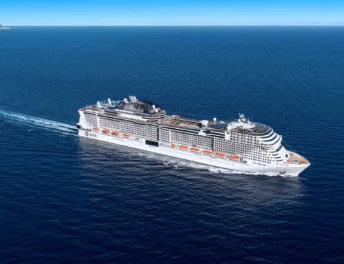 MSC Cruises behemoth Grandiosa prepares for debut