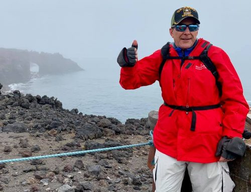 Silversea Cloud Expedition Jan Mayen Island    Post 4