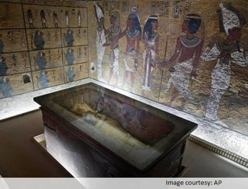 Tauck taking tours behind closed doors of King Tut's tomb
