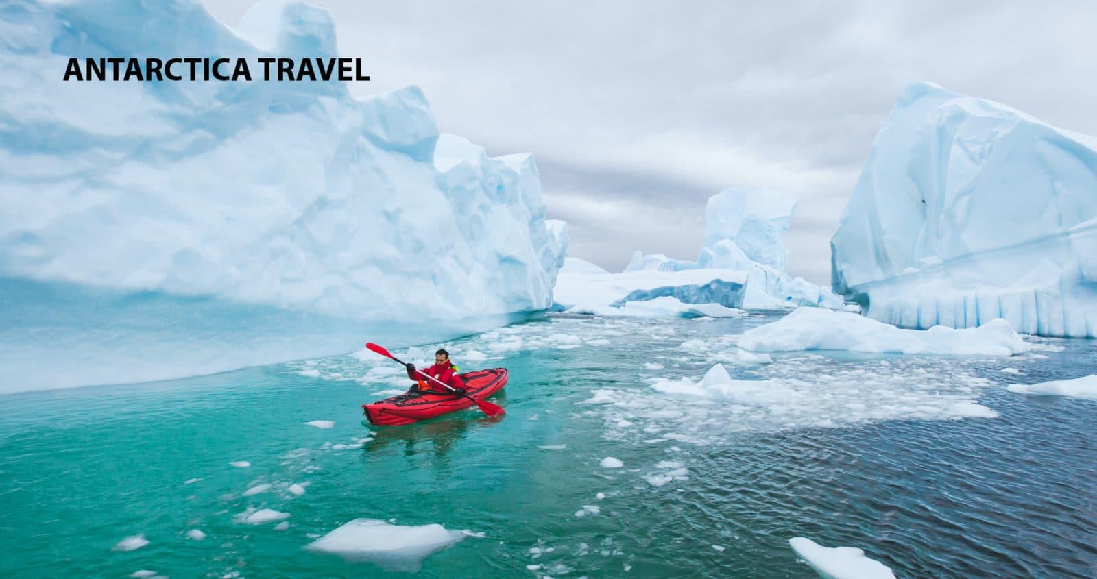 Pico Iyer on Antarctica