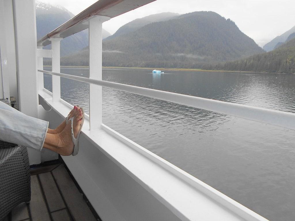 On Board Regent Seven Seas