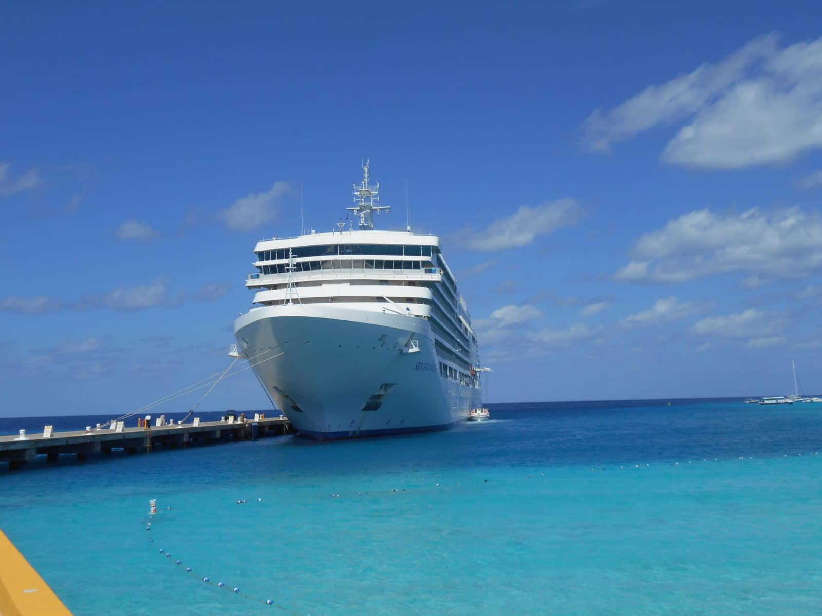 Silver Muse in Grand Turk