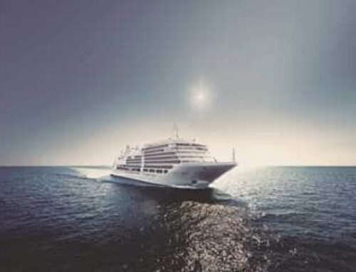 A momentous occasion for  Silversea  with launch of two ships