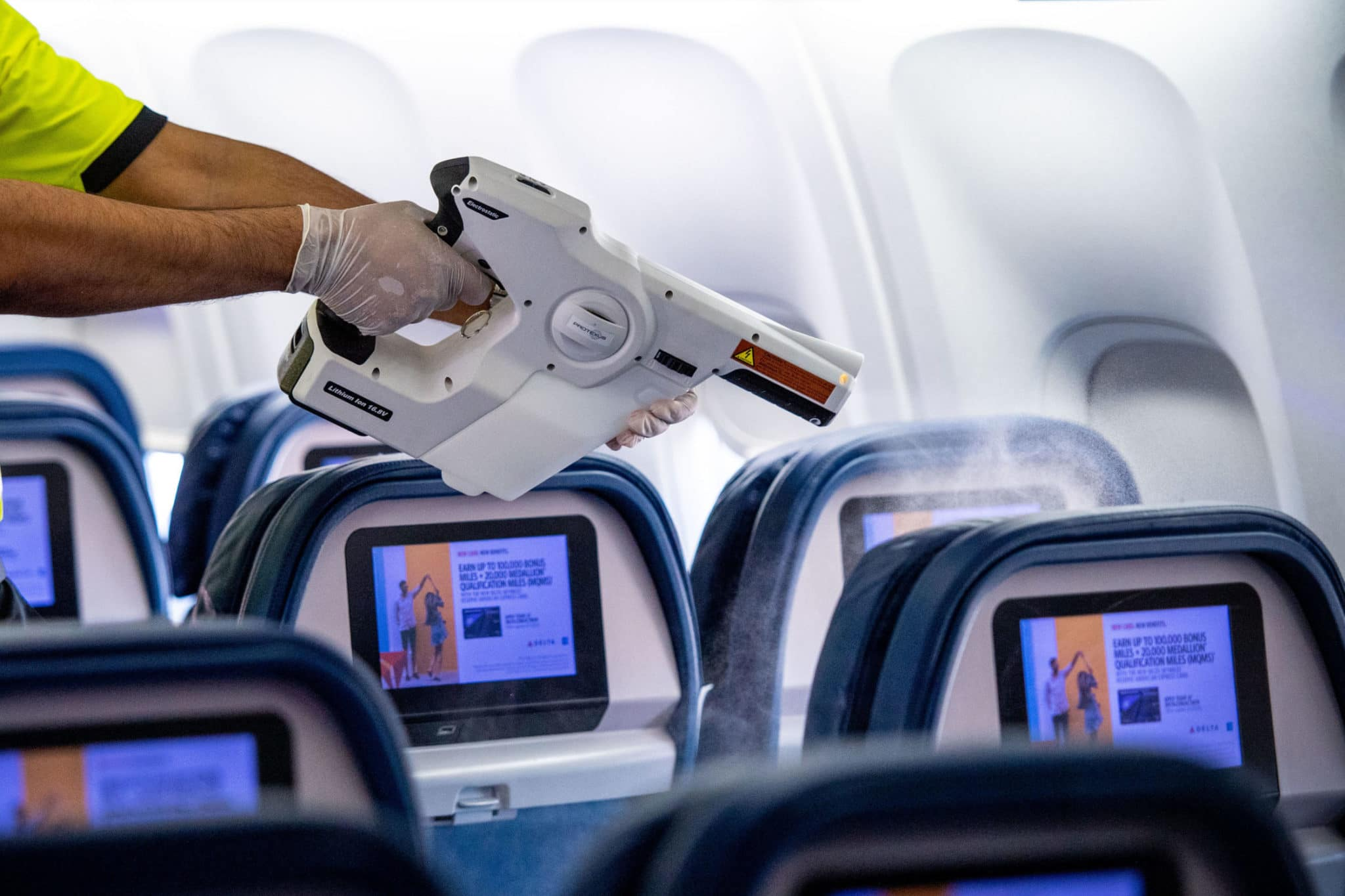 New normal on Delta Airlines