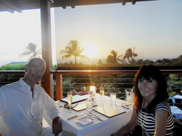 Restaurants like this one at Hotel Wailea Maui are closed for dining in