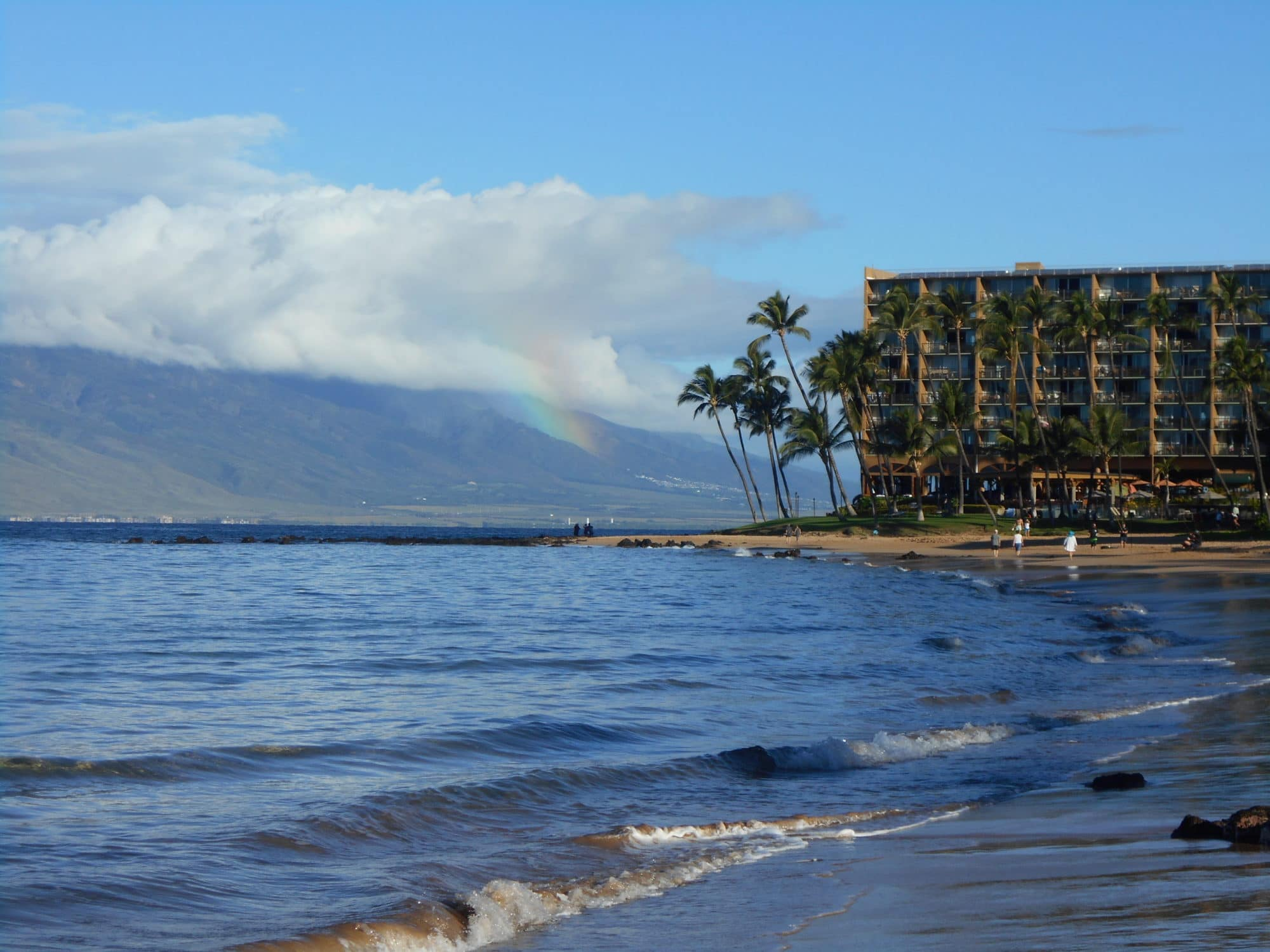 Maui beaches open only for exercise and swimming
