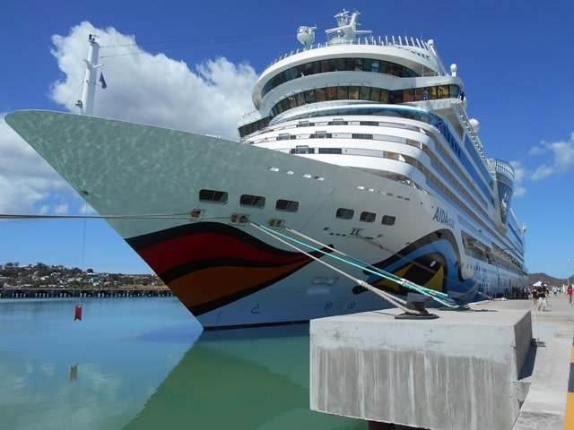 AIDA resumes European itineraries